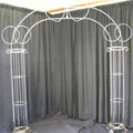 Arch – Double Silver Heart Arch