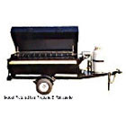 BBQ Grill, Propane 3′ x 6′ Covered