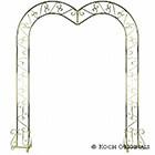Arch – Brass – Heart