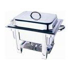 Chafing Dish, Square 12″ x 12″