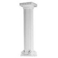 Column – Greek 40″ White