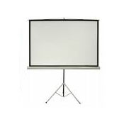 Screen, Projector 5′ x 5′