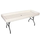 Table, Fill n Chill 30″ x 6′