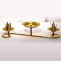 Candelabra, Unity Tabletop – Gold