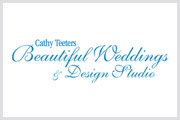 Cathy Teeters Beautiful Weddings and Design Studio Logo