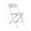 Chair – Folding White (Customer Setup)