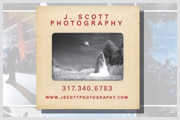 J. Scott Photography Logo