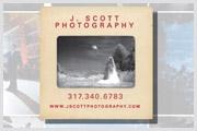 J. Scott Photography Logo