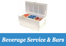Perfect Parties Tents & Events - Beverage Service & Bars