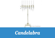 Perfect Parties Tents & Events - Candelabra