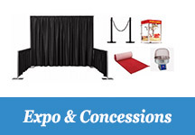 Perfect Parties Tents & Events - Expo & Concessions