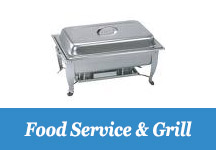Perfect Parties Tents & Events - Food Service & Grill