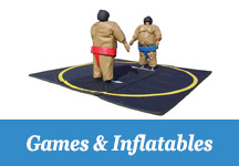 Perfect Parties Tents & Events - Games & Inflatables