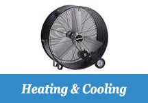 Perfect Parties Tents & Events - Heating & Cooling