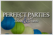 Perfect Parties Tents & Events Logo - Vendor