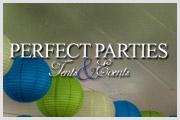 Perfect Parties Tents & Events Logo - Vendor