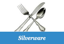 Perfect Parties Tents & Events - Silverware