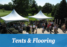 Perfect Parties Tents & Events - Tents & Flooring
