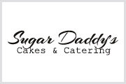 Sugar Daddy's Cakes & Catering Logo