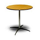 Table, Round 30″ – Seated Height