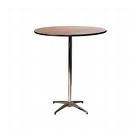 Table, Round 30″ – Standing Height