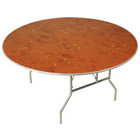 Table, Round 60″
