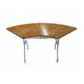 Table, Serpentine 5′