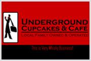 Underground Cupcakes & Cafe Logo