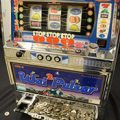 Slot Machine w/ Coins
