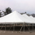 Tent, Pole 60 x 150 White High Peak