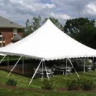 Tent, Pole 40 x 40 White High Peak