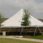 Tent, Pole 60 x 60 White High Peak