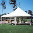 Tent, Pole 20 x 20 White High Peak