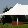 Tent, Pole 20 x 30 White High Peak