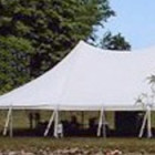 Tent, Pole 40 x 100 White High Peak