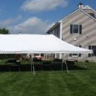 Tent, Pole 20 x 40 White Traditional