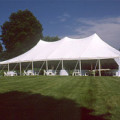Tent, Pole 40 x 80 White High Peak