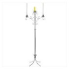 Candelabra, Unity Standing – Silver