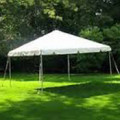 Tent, Frame 12 x 12 White Traditional