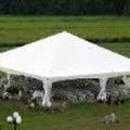 Tent, Frame 40 x 40 White Traditional