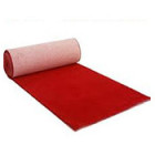 Carpet Runner, Red 3' x 50'