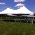 Tent, Frame 20 x 40 White High Peak