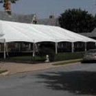 Tent, Frame 40 x 100 White Traditional