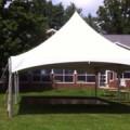 Tent, Frame 15 x 15 White High Peak