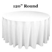 Linen, Round