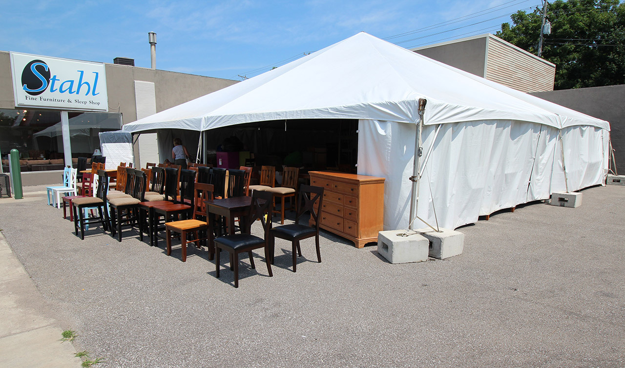 Commercial Tents Perfect Parties