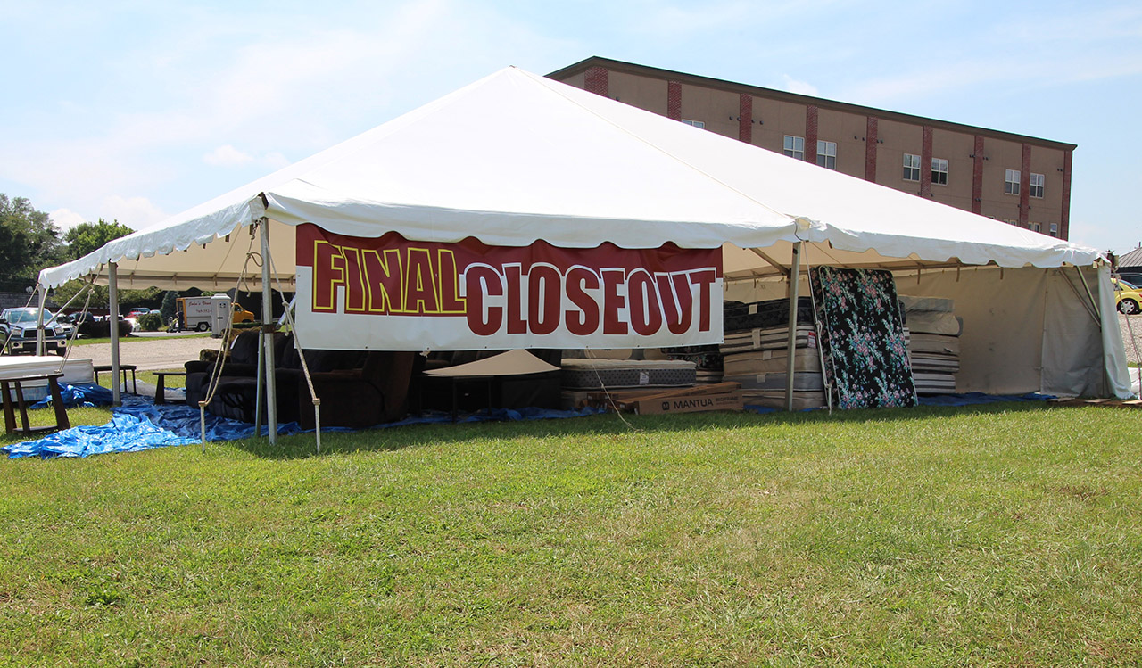 ... Bloomington Equipment Rental - Perfect Parties Tents u0026 Events 3 & Commercial Tents | Perfect Parties