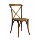 Chair – Cross Back