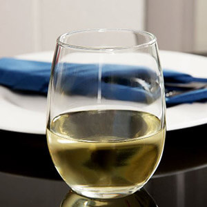 Stemless Wine Glass, 9oz